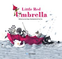 Little red umbrella[有聲書]