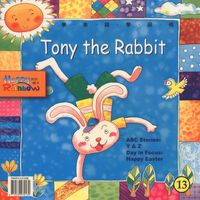 Tony the rabbit [有聲書]